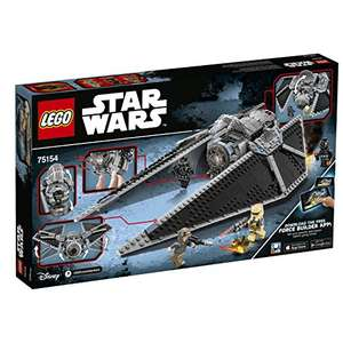 LEGO Star Wars 75154 TIE Striker £32.49 Amazon Prime [RRP £64.99]
