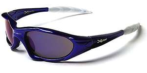 Lightning Deal - X-Loop Adults Ski & Sports Sunglasses in various colours with Vault Case - UV400 Protection £7.45 delivered @ Europe Fashions/Fulfilled by Amazon