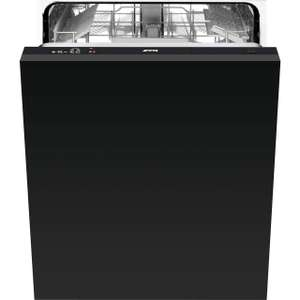 Smeg Di612E Fully Integrated Standard Dishwasher - £259 delivered + possible £25 TCB @ AO