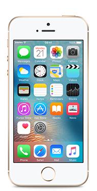 Refurbished Unlocked iPhone SE 16GB £199 + £10 @ Giffgaff