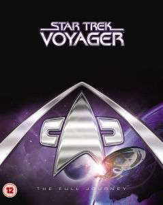 Star Trek Voyager - The Complete Collection DVD - £33.29 delivered @ Zavvi