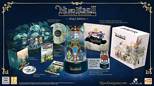 Ni No Kuni 2 Revenant Kingdom Kings Edition pre-order for PC @ AMAZON £139.99