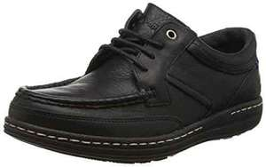 Hush Puppies Men's Vines Victory Derbys Size 11 Black £20.90 on Amazon UK