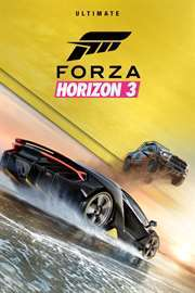 Forza Horizon 3 Ultimate Edition on sale usually £79.99 now £39.99 at Microsoft