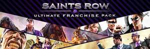 Saints Row Ultimate Franchise Pack (Steam) Was £127.74 Now £46.61