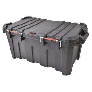 85 Litre Heavy Duty Storage Box  3 for 2 plus it's reduced to £14.34 down from £26.54 at Homebase