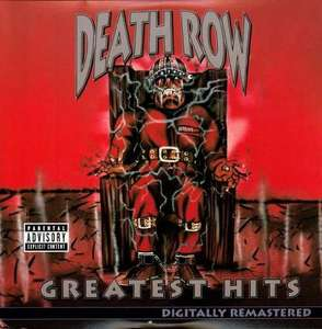 Death Row Greatest Hits [VINYL] for £7.99 (Prime) / £10.98 (non Prime) at Amazon