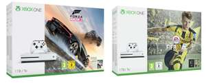Xbox One S 1TB Console with FIFA 17 or Forza Horizon 3 Bundle + Call of Duty: Infinite Warfare + Titanfall 2 Xbox One Game or Mass Effect: Andromeda or Cars 3: Driven to Win £249.99 @ Argos