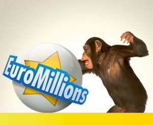 1x Euromillions bet and 20x free spins - £2 @ Lottoland