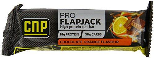 CNP protein Pro Flapjack 24 x 75g £15.35 (Prime) / £20.10 (non Prime)  - Amazon