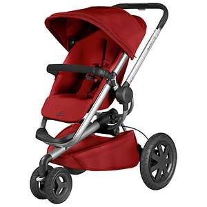 Quinny buzz xtra red £199.99 at john lewis