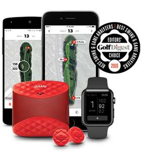 Game Golf Live Golf Digital Tracking Device £129.98 (Free Delivery) with 7% TCB or 5% Quidco @ Groupon