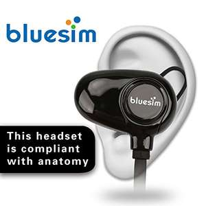 Bluetooth Headphones, Bluesim IPX7 Wireless Sport Bluetooth Earphones Headset with Mic £7.69 prime / £11.68 non prime  Sold by BoltonDirect and Fulfilled by Amazon