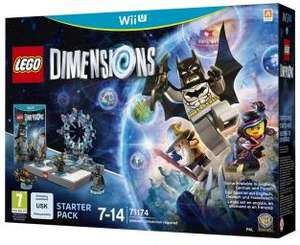 (New/Sealed) LEGO Dimensions: Starter Pack (Nintendo Wii U) £29.99 Delivered @ GraingerGames