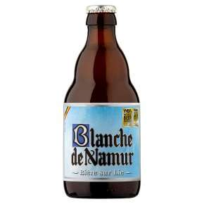 Blanche de Namur beer 79p Home Bargains