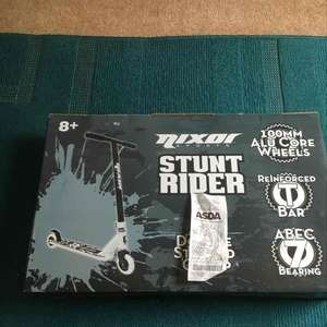 stunt scooter asda in store only - £7.50
