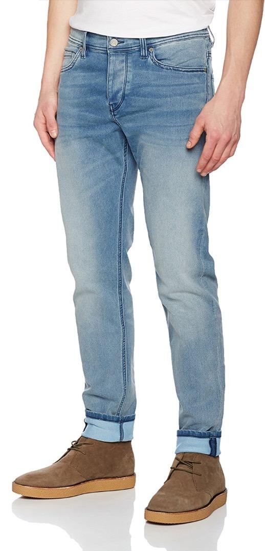 Boss Orange Men's Bright Blue Jeans £40.20 Del @ Amazon