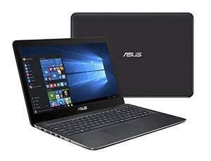 "ASUS i7-7500 15.6"" screen, FHD 8gb ram, 1tb HDD Windows 10 £469.99 @ Amazon also available at JL with 2 year warranty"