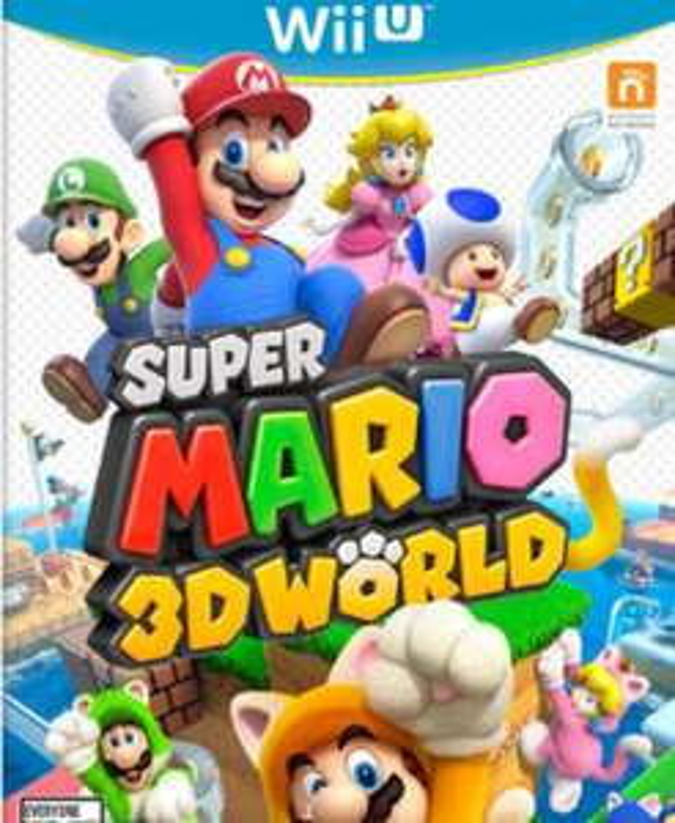 Super Mario 3D World (NEW - Wii U) £1.89 @ Music Magpie