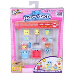 Shopkins - Happy Places Decorator Pack - Puppy Parlour £5.00 @ debenhams.com *FREE DELIVERY WITH THE CODE SH65*