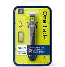 Philips Oneblade QP2520/25 with 3 Stubble Combs £23.32 or Members 10% of = £20.99 C+C @ Superdrug