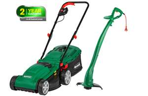 Qualcast Lawnmower and Strimmer £59.99 @ Argos