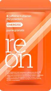 Free Pomegranate Energy Powder @ Reon