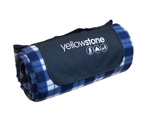 Yellowstone Waterproof Picnic blanket 0.63p @ Tesco instore Port Glasgow