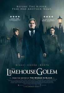 Free Cinema  Tickets  (NEW CODE)   - Picturehouse Cinema  -  The Limehouse Golem  1100  Sun 20/08/17   @ SFF