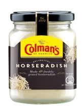 Colmans Horseradish sauce 50p Morrisons Blackburn