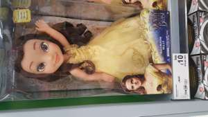 Beauty and the Beast Ballroom Belle doll now £10 in Asda - Glenrothes
