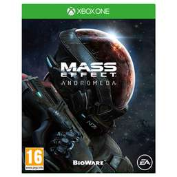 Mass Effect Andromeda (Xbox One) £19.99 @ Sainsburys online