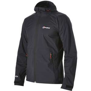 Berghaus Mens Stormcloud Jacket (Only size M available) From SnowAndRock - £45