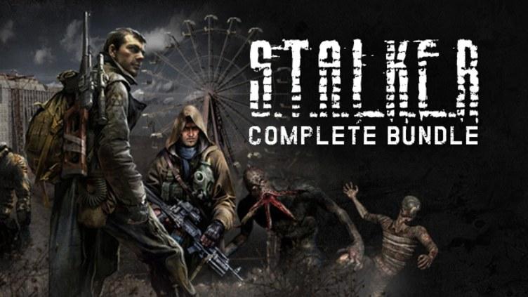 S.T.A.L.K.E.R. Complete Bundle @Bundle Stars