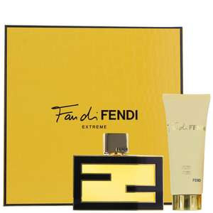 Fan Di Fendi Extreme Eau de Parfum 75ml & Body Lotion 75ml Gift Set, £32.95 Delivered @ All Beauty