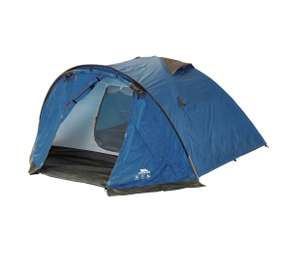 Trespass 4 Man Dome Tent - £14.99 @ Argos