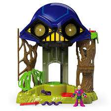 Fisher Price Imaginext DC Super Friends Hall of Doom for £11.99 at Argos on EBay
