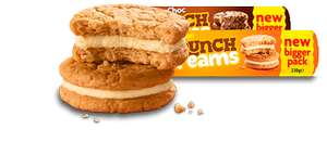 Fox's Golden Crunch Creams Biscuits (230g) was £1.00 now 50p @ Tesco