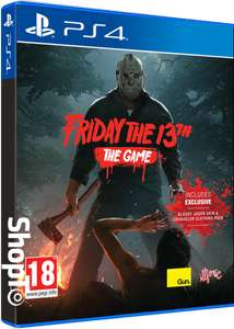 friday the 13th the game (PS4) preorder - £26.86 @ ShopTo
