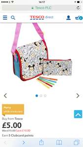 Save £10 in this Disney Tsum Tsum Colour Your Own Bag Set
