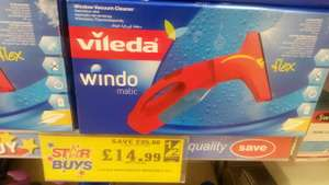 Vileda Windo Matic £14.99 @ Home Bargains