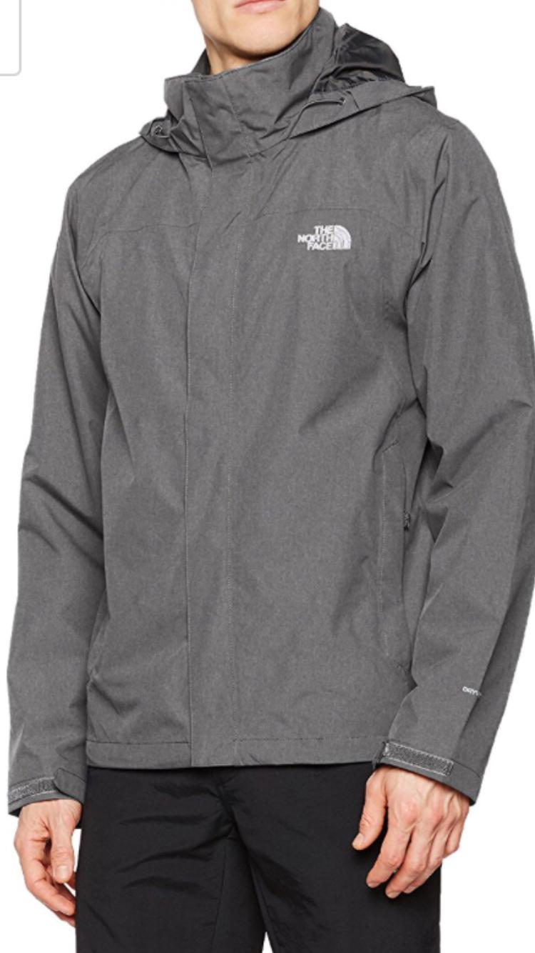 The North Face Sangro Jacket, grey, Size L - £31.26 @ Amazon
