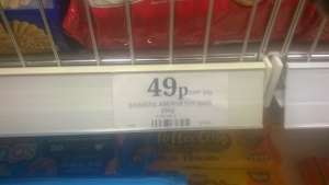 Simmers Abernethy Biscuits 250g 49p in home bargains colchester