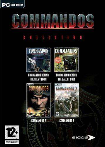 Commandos Collection Bundle (Steam) £0.98 @ Gamersgate