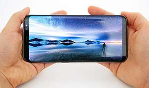 Samsung Galaxy S8Plus 15GB EEMax Tariff 24months FREE BT Sport No upfront Cost unlimited calls & texts £42.99 monthly / £1031.76 over term @mobilephonesdirect