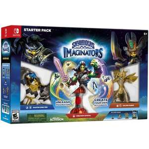 (New/Sealed) Skylanders Imaginators (Nintendo Switch) £29.99 Delivered @ Grainger Games