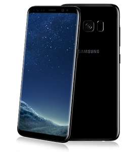 Samsung Galaxy S8 64GB Midnight Black or Orchid Grey + £100 retail voucher - 1.2GB data - 300 minutes - Unlimited texts - 24 months contract @ Virgin Mobile £39 month (£936)
