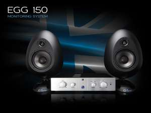 Munro Sonic EGG 150, Gear4Music price cut £999 Delivered