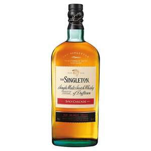 Singleton Spey Cascade Single Malt £23 @ Tesco