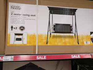 George 2 seater swing seat £30.00 at Asda in store